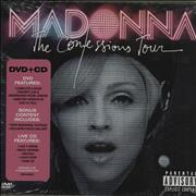Click here for more info about 'The Confessions Tour - Sealed'