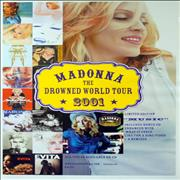 Click here for more info about 'Madonna - The Drowned World Tour 2001'