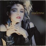 Click here for more info about 'Madonna - The First Album - EX'