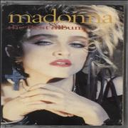 Click here for more info about 'Madonna - The First Album - Paper Labels'