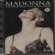 Click here for more info about 'Madonna - The Girlie Show - Live Down Under'