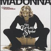 Click here for more info about 'Madonna - The Girlie Show Book + CD'