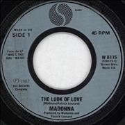 Click here for more info about 'Madonna - The Look Of Love - Jukebox'