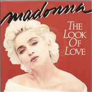 Click here for more info about 'Madonna - The Look Of Love - EX'