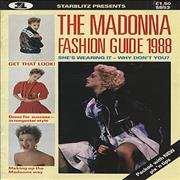 Click here for more info about 'Madonna - The Madonna Fashion Guide 1988'