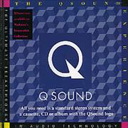 Click here for more info about 'The Q Sound Experience - sealed with card & booklet'