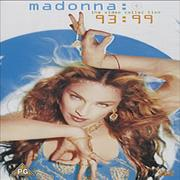 Click here for more info about 'Madonna - The Video Collection 93:99'