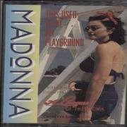 Click here for more info about 'Madonna - This Used To Be My Playground'
