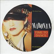 Click here for more info about 'Madonna - Time To Dance'