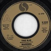 Click here for more info about 'Madonna - True Blue - Bronze Injection Jukebox'