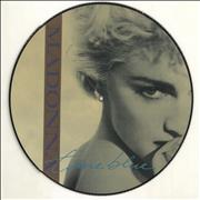 Click here for more info about 'Madonna - True Blue - EX'