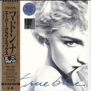 Click here for more info about 'Madonna - True Blue (Super Club Mix) - RSD19 - Blue Vinyl - Sealed'