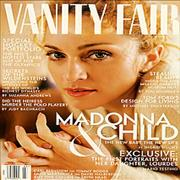Click here for more info about 'Madonna - Vanity Fair - Madonna & Child March 98'