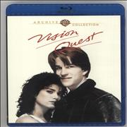 Madonna Vision Quest UK Blu Ray