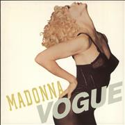 Click here for more info about 'Madonna - Vogue - Non-Barcoded Label + Glossy Sleeve'
