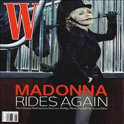 Click here for more info about 'Madonna - W - Horsing Around'