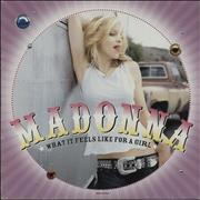Click here for more info about 'Madonna - What It Feels Like For a Girl - 2nd 12