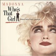 Click here for more info about 'Madonna - Who's That Girl - Sealed'