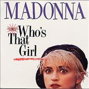 Click here for more info about 'Who's That Girl - sealed'