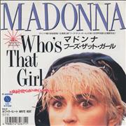 Click here for more info about 'Madonna - Who's That Girl'