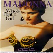 Click here for more info about 'Who's That Girl'