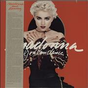 Click here for more info about 'Madonna - You Can Dance + Obi - EX'