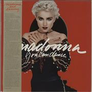 Click here for more info about 'Madonna - You Can Dance + Obi'