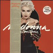 Click here for more info about 'Madonna - You Can Dance - Free Poster Circular Sticker, Obi & Poster'