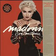 Click here for more info about 'Madonna - You Can Dance - Circular Sticker, Obi & Poster'