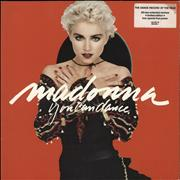 Click here for more info about 'Madonna - You Can Dance - Oblong Sticker + Poster'