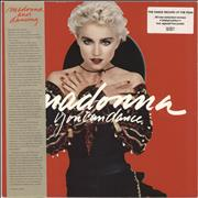 Click here for more info about 'Madonna - You Can Dance - Oblong Sticker, Poster & Obi'