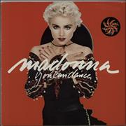 Click here for more info about 'Madonna - You Can Dance - Stickered Sleeve'
