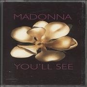 Click here for more info about 'Madonna - You'll See'