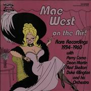 Click here for more info about 'Mae West - On The Air!'