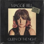 Click here for more info about 'Maggie Bell - Queen Of The Night - 180gm Vinyl - Sealed'