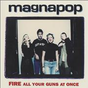 Click here for more info about 'Magnapop - Fire All Your Guns At Once'
