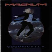 Magnum Goodnight LA UK tour programme