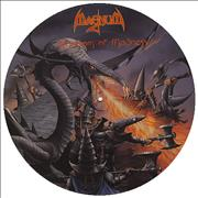 Magnum Kingdom Of Madness UK picture disc LP