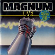 Click here for more info about 'Magnum - Live - Double Pack'