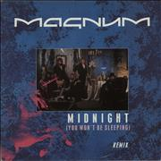 Click here for more info about 'Magnum - Midnight (You Won't Be Sleeping) Remix'