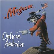 Click here for more info about 'Magnum - Only In America'