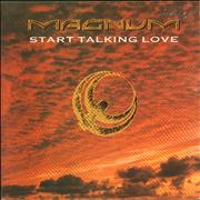 Click here for more info about 'Magnum - Start Talking Love - 3-D Gatefold Pack'