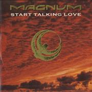 Click here for more info about 'Magnum - Start Talking Love'