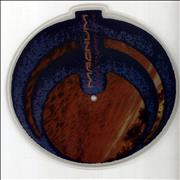 Magnum Start Talking Love UK shaped picture disc