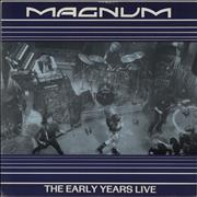 Click here for more info about 'Magnum - The Early Years Live - Blue Vinyl'