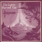 Click here for more info about 'Magnum - The Lights Burned Out - A-label + Sleeve'