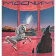 Magnum Vigilante UK vinyl LP