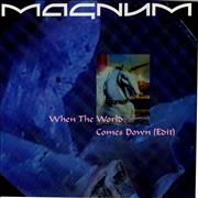 Click here for more info about 'Magnum - When The World Comes Down'