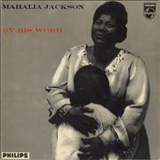Click here for more info about 'Mahalia Jackson - By His Word EP'