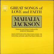 Click here for more info about 'Mahalia Jackson - Great Songs Of Love And Faith'